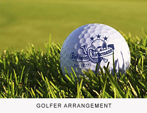 Golfer Arrangement