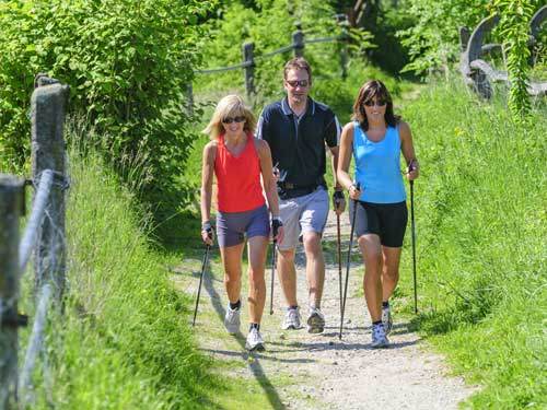 Posthotel-Riehemann Nordic Walking Arrangement